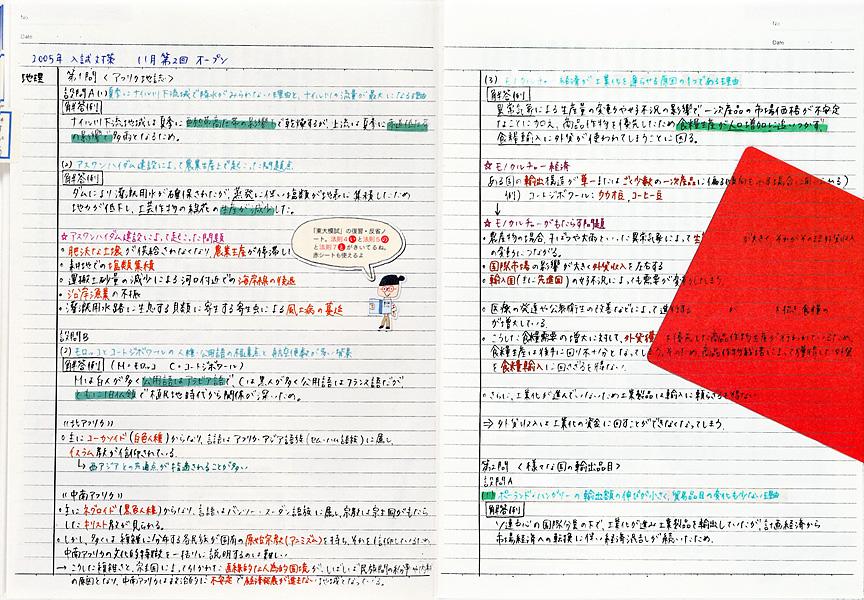 一例 : 出来る学生になるための ... : 中学生の理科 : 中学